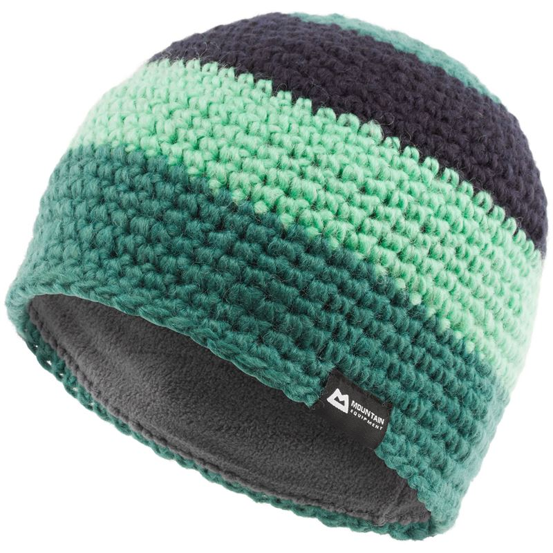 Mountain Equipment Women's Flash Beanie Spruce/Gumdrop/Cosmos