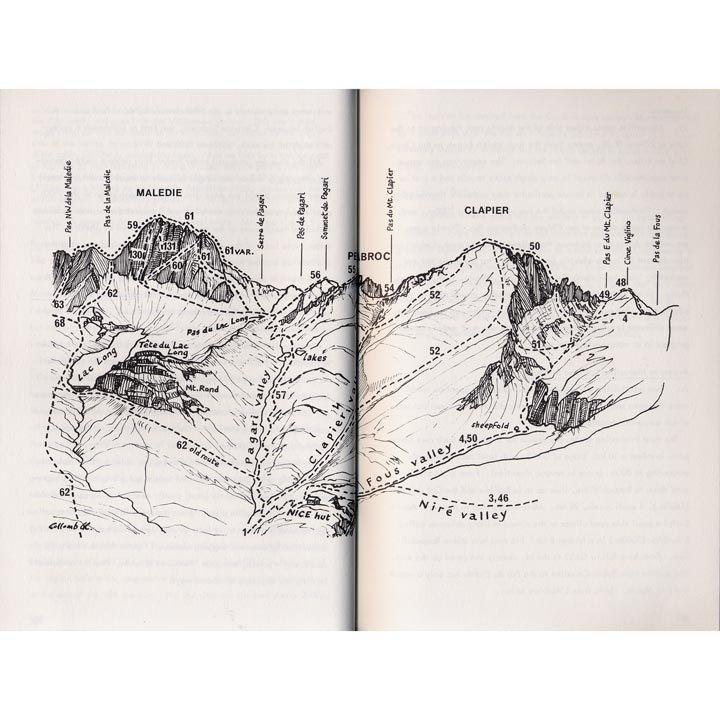Mercantour Park, Maritime Alps pages