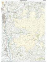 OS OL41 Forest of Bowland & Ribblesdale west sheet