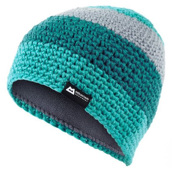 Mountain Equipment Women's Flash Beanie Pool Blue/Tasman Blue/Nimbus