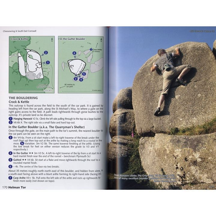 Cheesewring & South East Cornwall pages