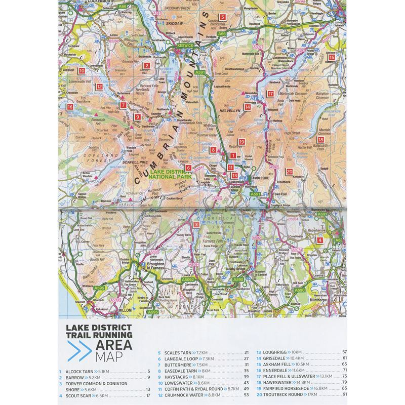 Lake District Trail Running coverage