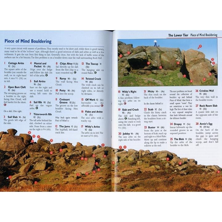Staffordshire Grit - The Roaches pages