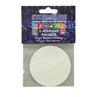Stormsure Tuff Tape 75mm Patches - 5 Patches