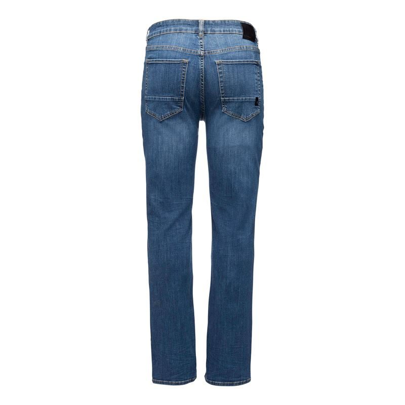 Black Diamond Men's Forged Denim Pant Denim Blue