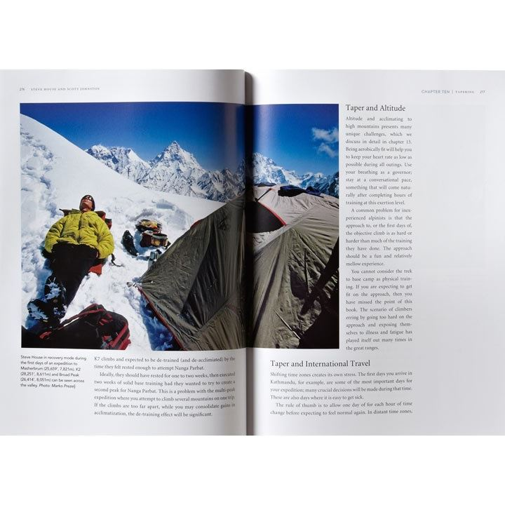 Training For The New Alpinism pages