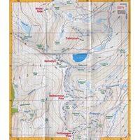Harvey Summit Map Helvellyn coverage