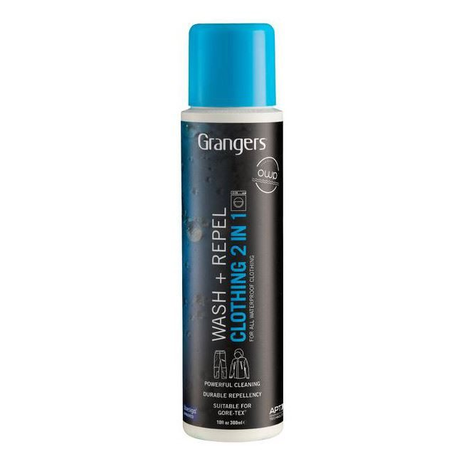Grangers Wash and Repel Clothing 2 in 1 Cleaner and Proofer 300ml