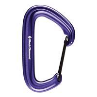 Black Diamond Litewire Karabiner Purple