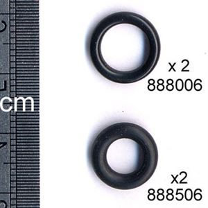 Primus O-Ring Set for Gas Stoves Gas Canister Connection