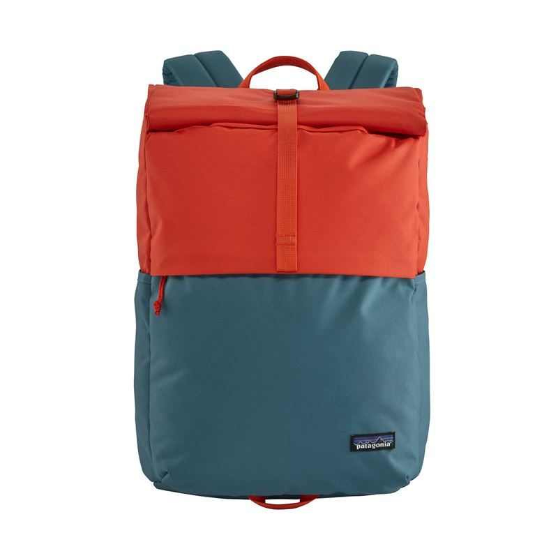 Patagonia Arbor Roll Top Pack Paintbrush Red