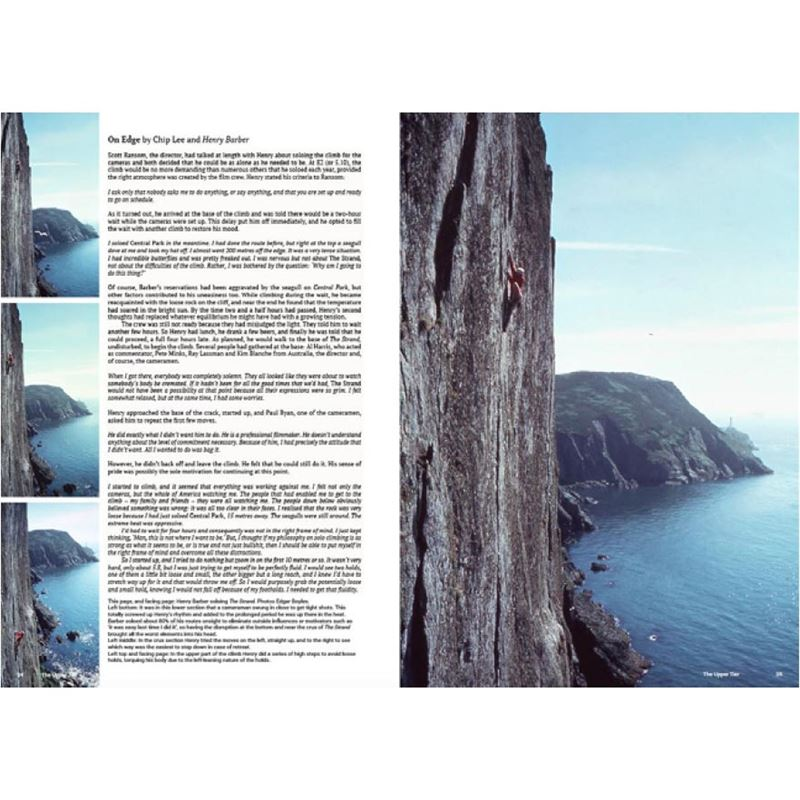The White Cliff pages