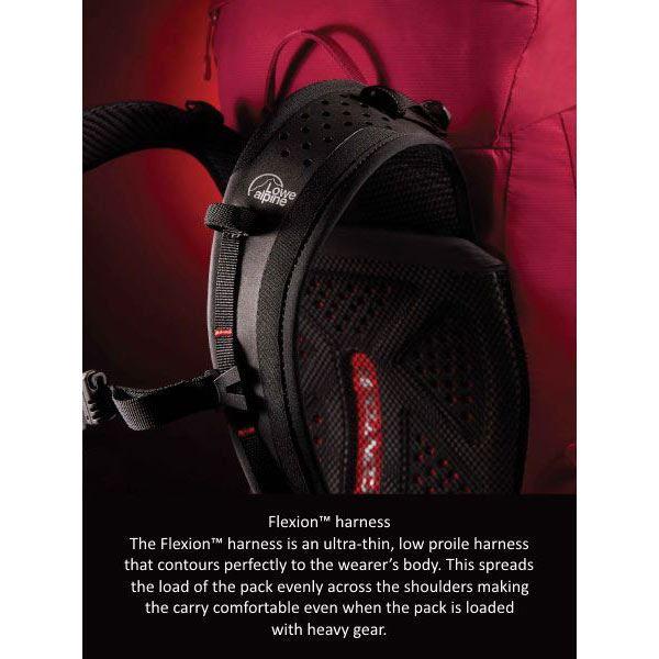 Lowe Alpine Aeon 35 Anthracite harness