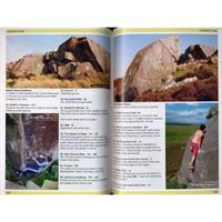 Northumberland Bouldering Guide pages