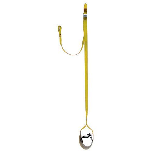 Yates Speed Stirrup Yellow