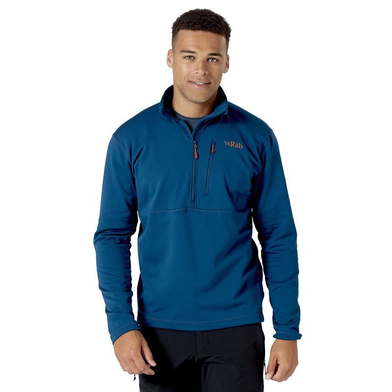 Rab Men's Geon Pull On Deep Ink
