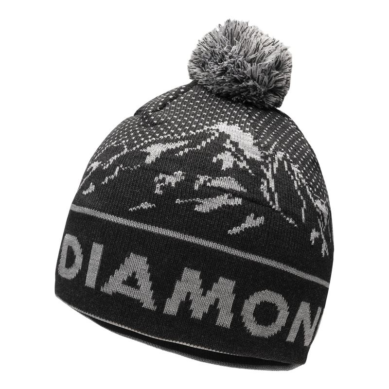 Black Diamond Olympus Beanie Smoke Limestone