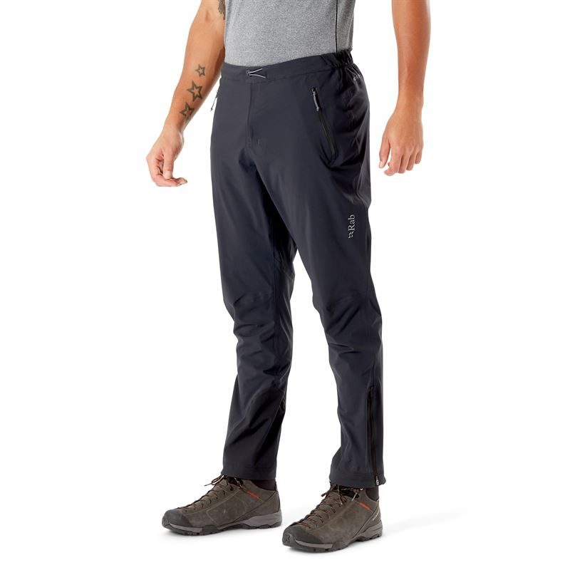 Rab Men's Kinetic Alpine 2.0 Pants Beluga