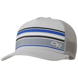 Outdoor Research Strata Trucker Cap Pebble Stripe