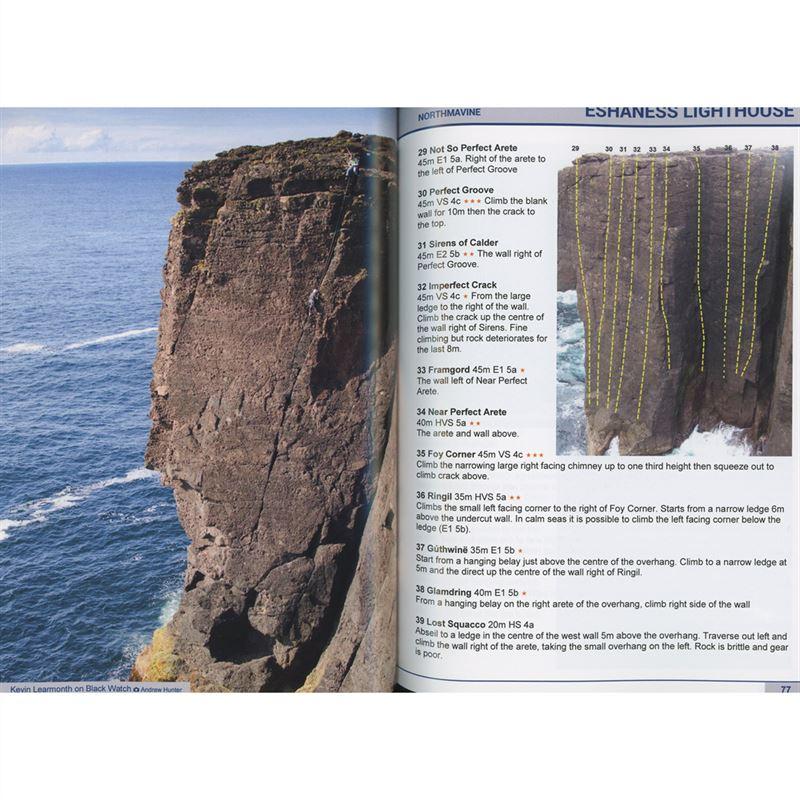 Shetland Climbing pages
