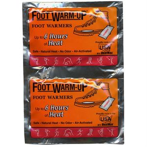 Heatmax Foot Warm-Up