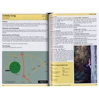 Northumberland Climbing Guide pages