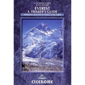Everest - a Trekker's Guide