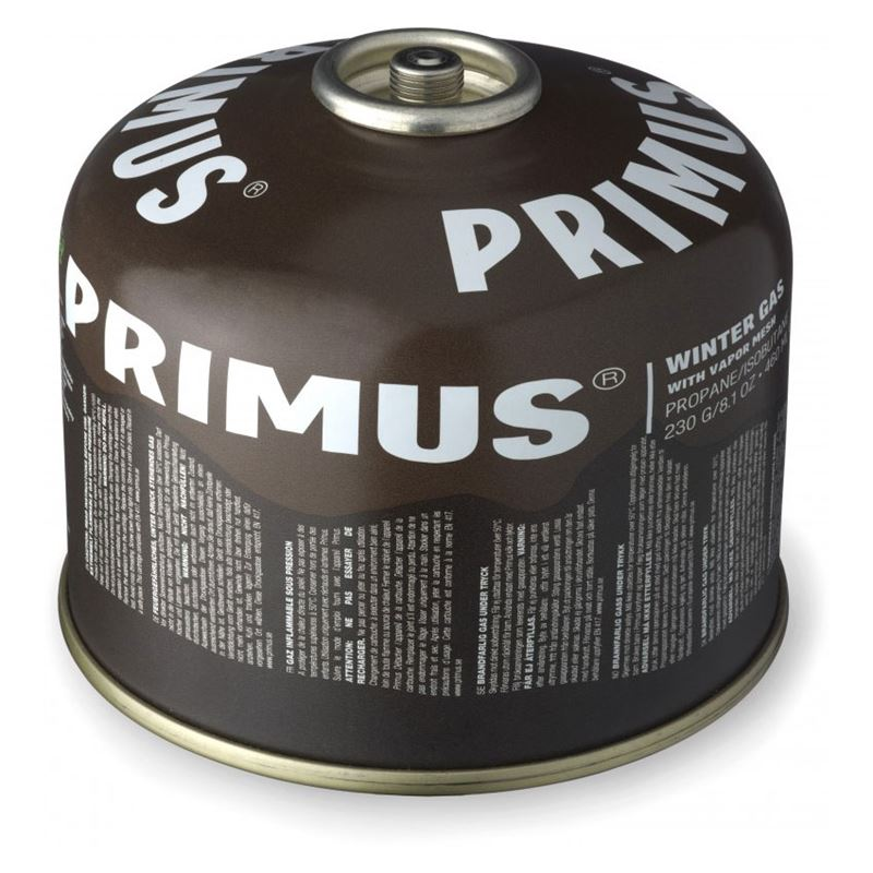 Primus Winter Gas Screw-Threaded Cylinder 230
