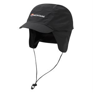 Montane Mountain Squall Cap Black