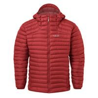 Rab Men's Cirrus Alpine Jacket Ascent Red