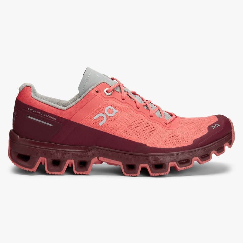 On Women's Cloudventure Coral