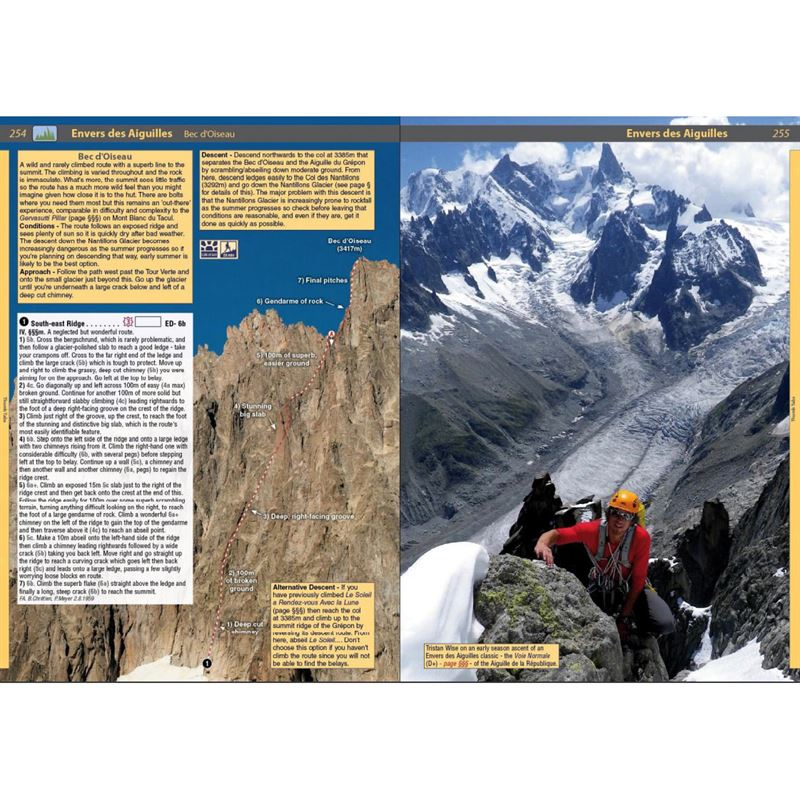 Chamonix pages