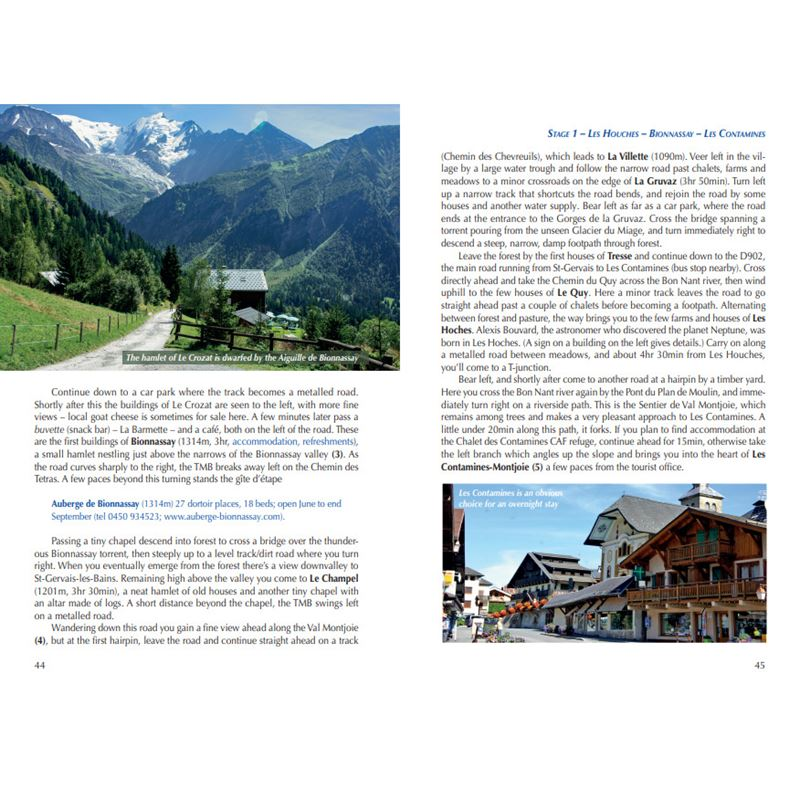 The Tour of Mont Blanc