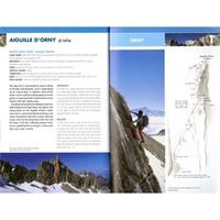 Mont Blanc and The Aiguilles Rouges - Rock Routes pages