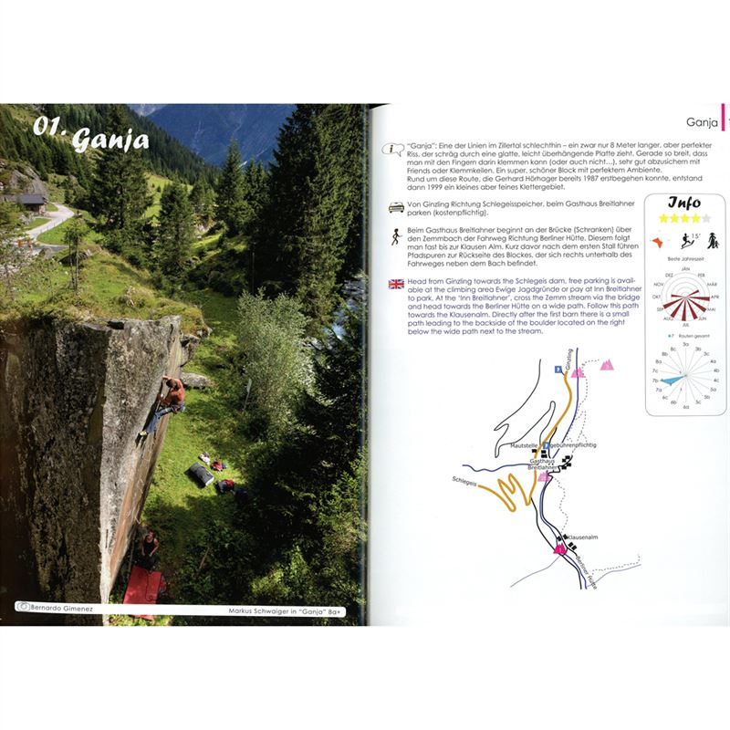 Zillertal pages