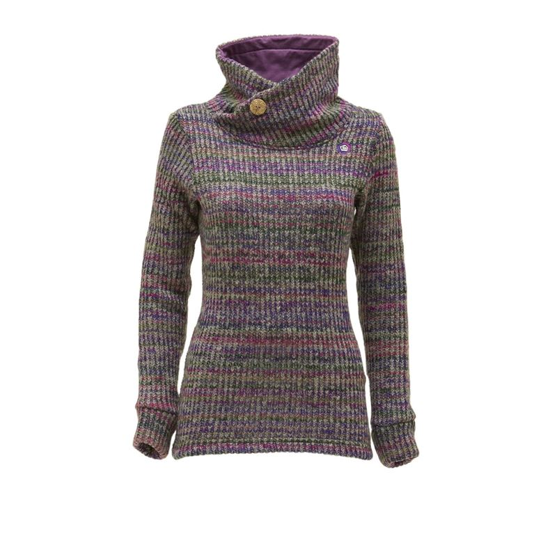 E9 Women's Ines Pullover Violet