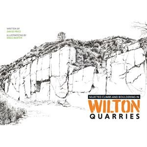 Selected Climbs and Bouldering in Wilton Quarries