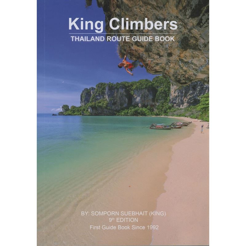 King Climbers - Thailand Route Guide Book