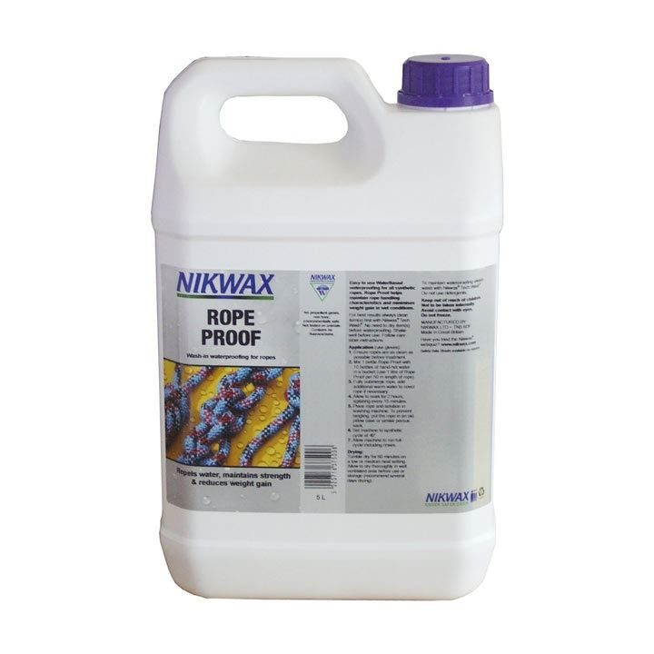 Nikwax Rope Proof 5 Litres