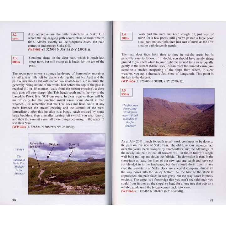 The Cumbria Way pages