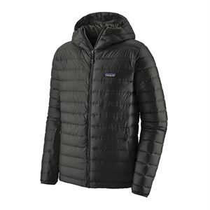 Patagonia Men's Down Sweater Hoody Black