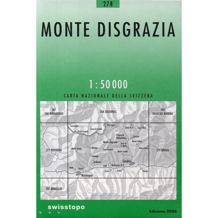 ST 278 - Monte Disgrazia