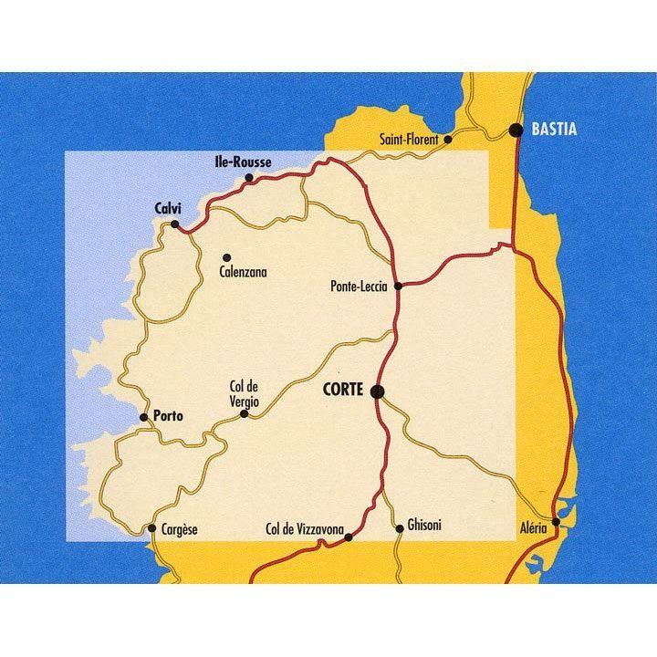 DR 08 Haute Corse coverage