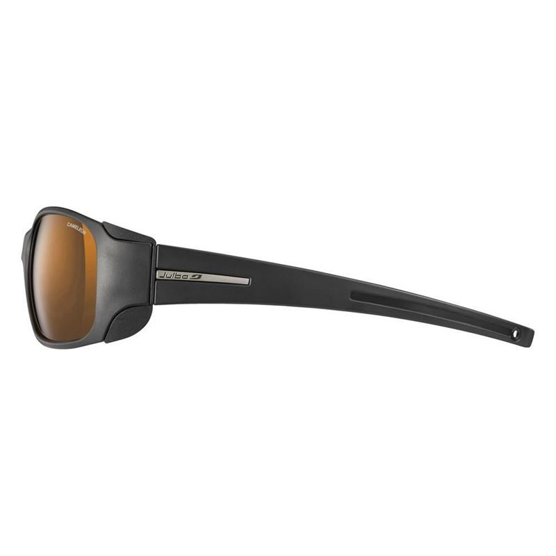 Julbo Monterosa Chameleon Category 2-4 Black