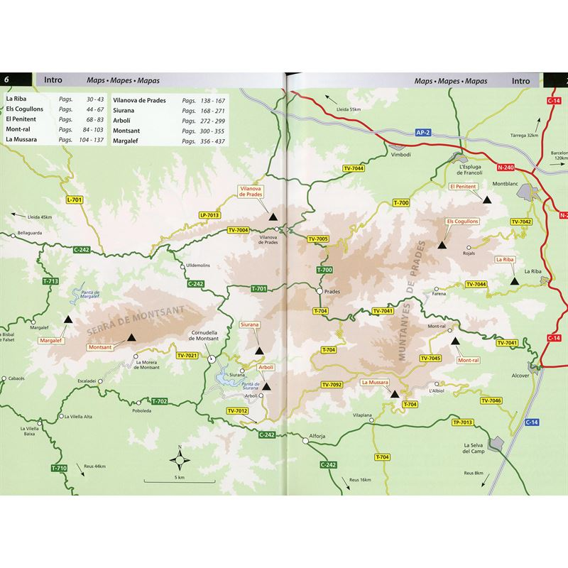 Tarragona Climbs coverage
