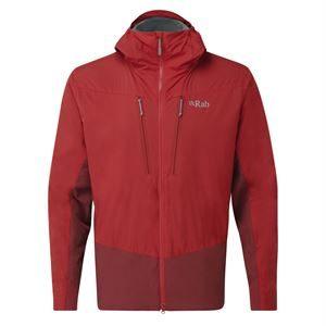 Rab Men's VR Alpine Light Jacket Oxblood Red
