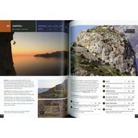 Kalymnos Climbing Guidebook pages