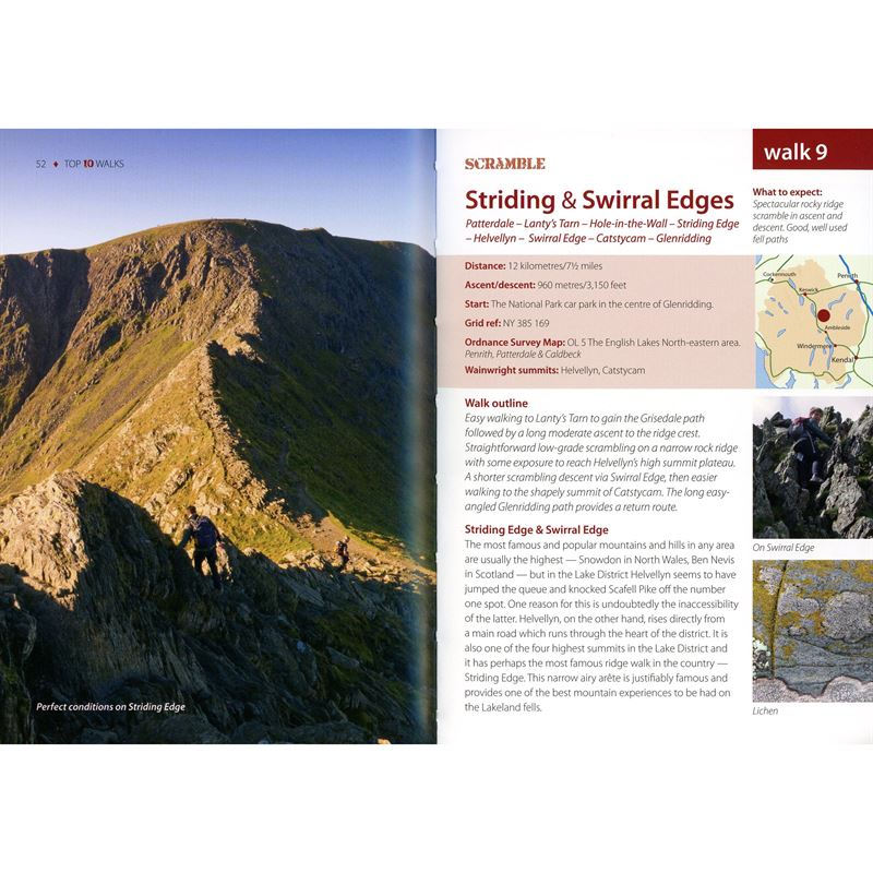 Lake District Ridge Walks pages