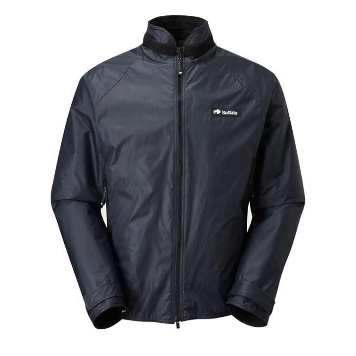 Buffalo Men's Belay Jacket All Black