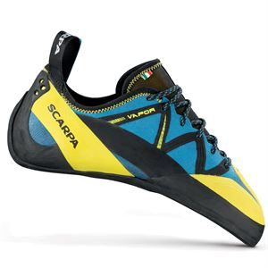 Scarpa Vapor Lace Ocean/Yellow